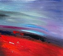 抽象画 油画 欧美油画