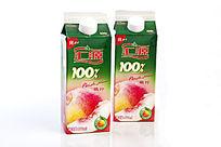 汇源100%桃汁