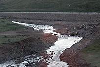 西藏大气山河