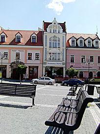 小镇上特色建筑