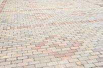 公园地砖  路面砖块