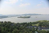 杭州西湖大风光