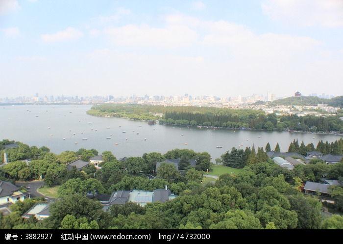 杭州西湖风景图片,高清大图