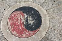 太极大理石地板艺术