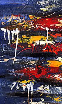 油画抽象画 装饰画 油画