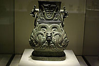 古青铜容器