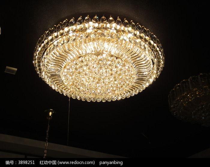 简约水晶灯