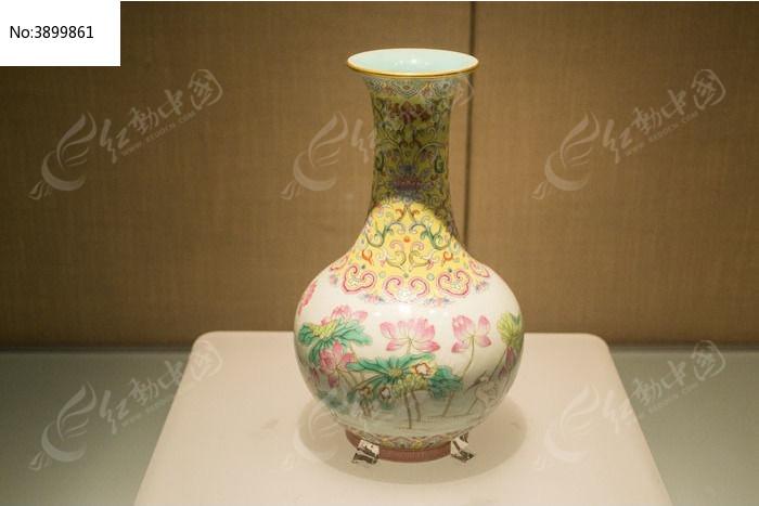 工笔画花瓶高清图片下载 编号3899861 红动网