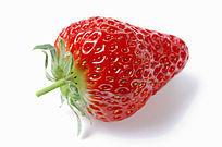 一个草莓的诱惑