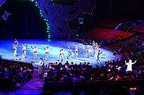 马戏团乐队表演