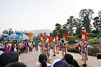 珠海海洋公园表演
