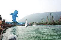 珠海隆水上飞人