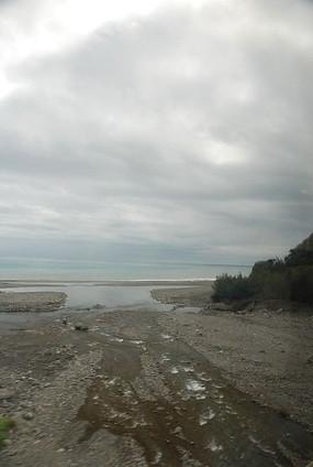 河流的出海口
