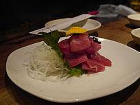 日本料理金枪鱼