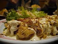 日本料理咖喱鸡肉饭