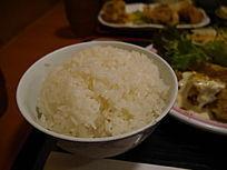 日本料理米饭