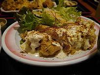 日本料理炸鸡饭