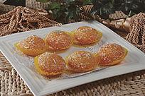 外婆南瓜饼