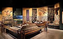 温州博物馆古代农作物道具
