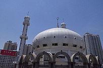 兰州西关大清真寺教堂