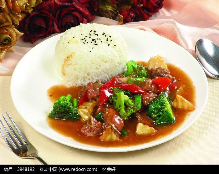 土豆排骨饭中国料理&nbsp