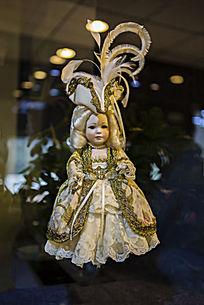 小公主玩偶