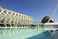 游泳馆建筑
