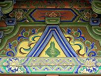古代酒器为中心的壁画