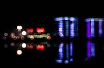 城市的光斑