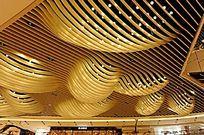 环贸中心顶部灯光设计