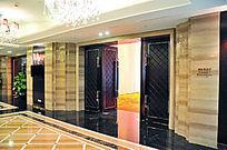宁波豪生大酒店国际会议室大门