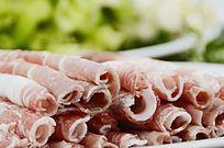 牛肉卷牛肉片图片