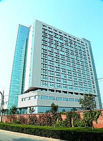 五星酒店大楼外墙建筑