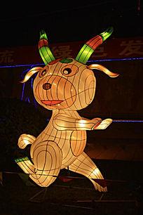 卡通羊灯(12生肖)