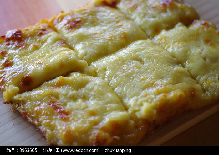 榴莲披萨图片