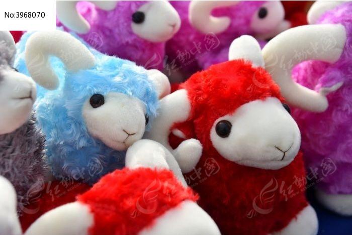 羊玩具图片,高清大图_装饰品素材