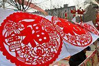 春节喜庆福饰