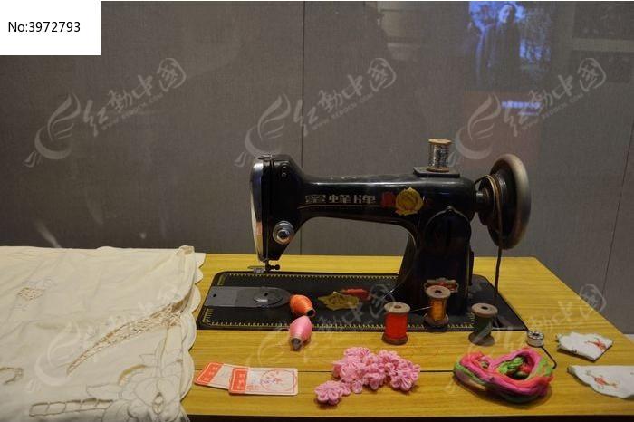 老式缝纫机图片,高清大图