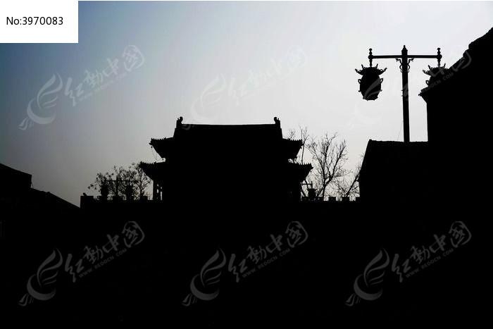 商丘古城 城门楼 古建筑图片