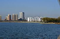 龙源广场和景观楼