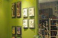 田字坊的壁画店