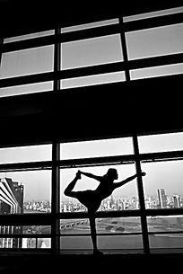 瑜伽艺术舞蹈