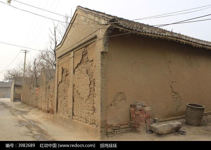 北方农村土房子