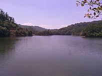 绿水青山红龙湖