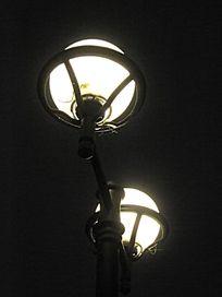美丽的灯饰