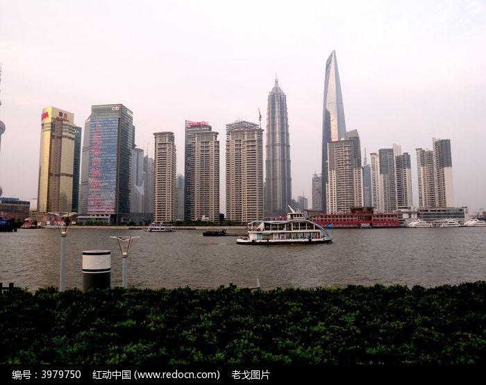 上海外滩建筑群图片