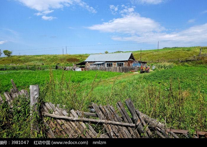 红动网提供乡村小镇精美高清图片下载,您当前访问图片主题是田园风光