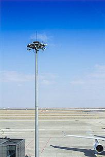 停机坪大灯 机场 航标灯