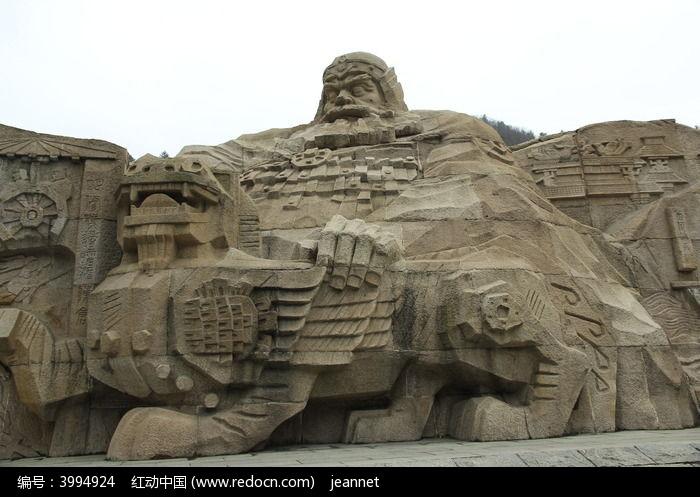 巨人雕塑图片,高清大图