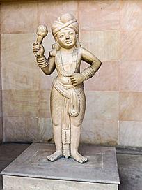 人物雕像印度